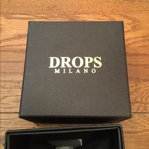 Milano Drops BRAND NEW IN BOX Rose Gold Watch